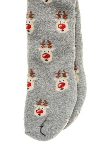Step Çorap Külotlu Çorap Renkli